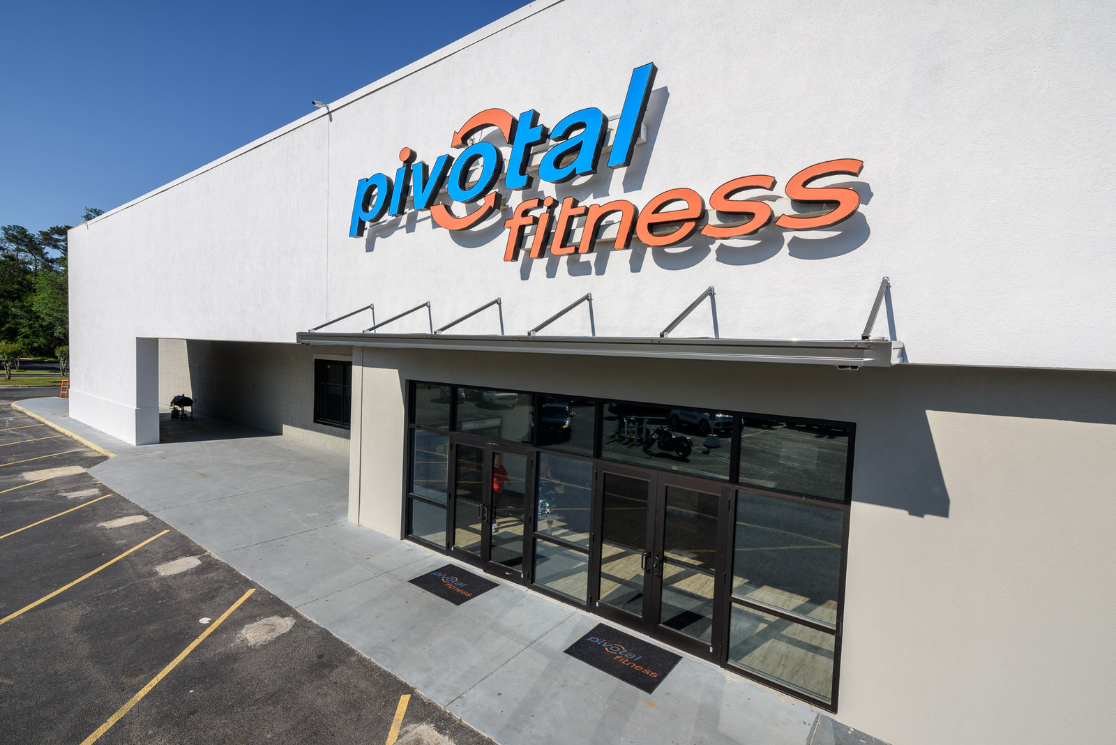 Pivotal fitness christopher booker associates pc for Summerville gyms